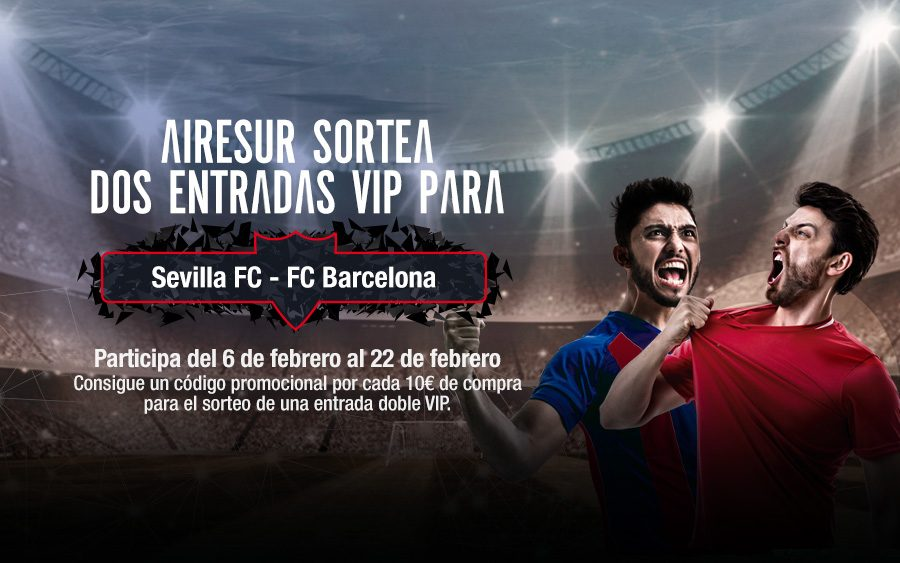 Sevilla FC vs FC Barcelona