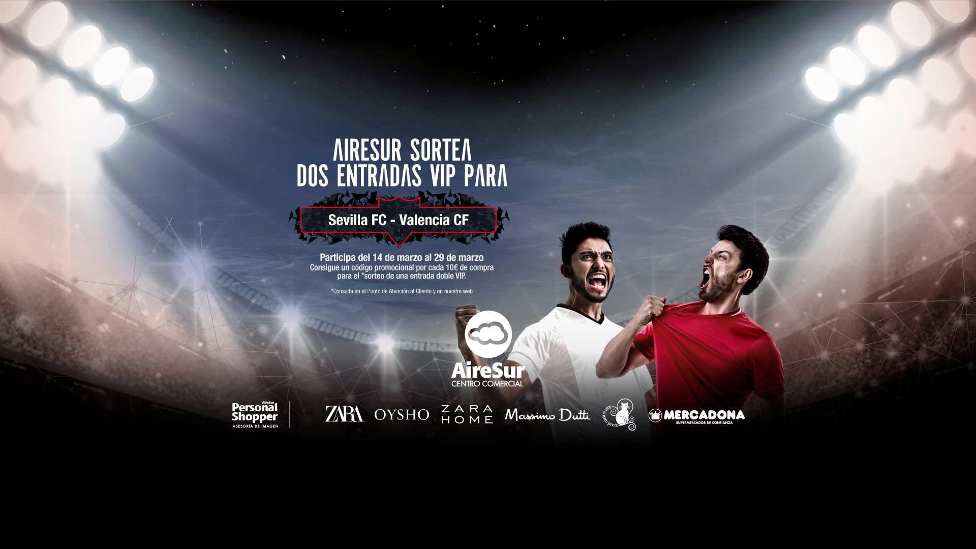 Entradas Sevilla FC AireSur