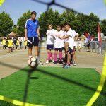 escuela de futbol Antonio Puerta