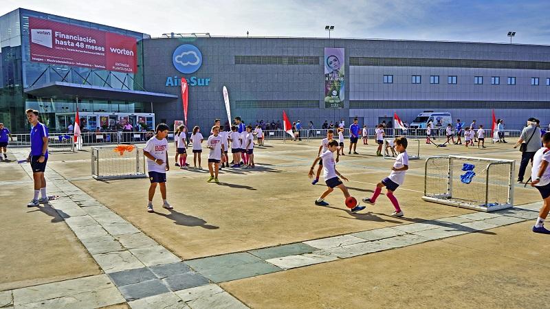 Escuela de fútbol Antonio Puerta