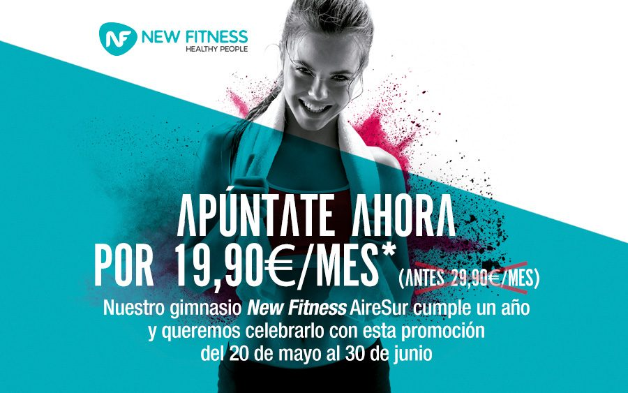 New Fitness AireSur
