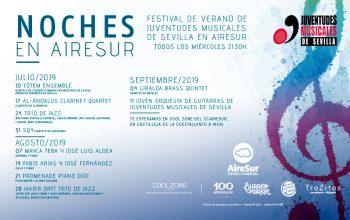 Festival de Verano de Juventudes Musicales de Sevilla