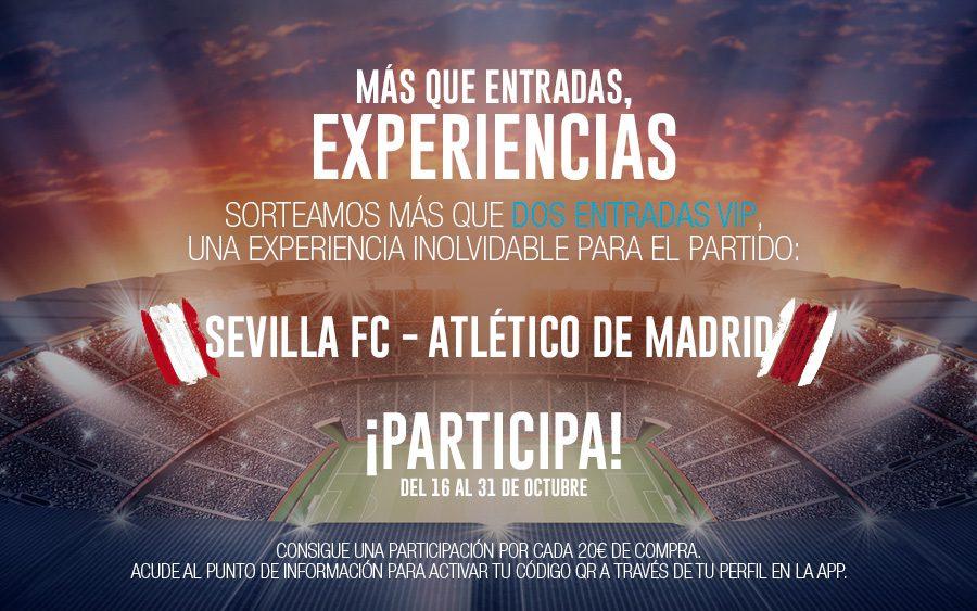 sorteo entrada Sevilla Atlético de Madrid