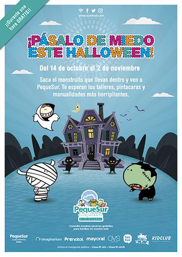 Pequesur Halloween