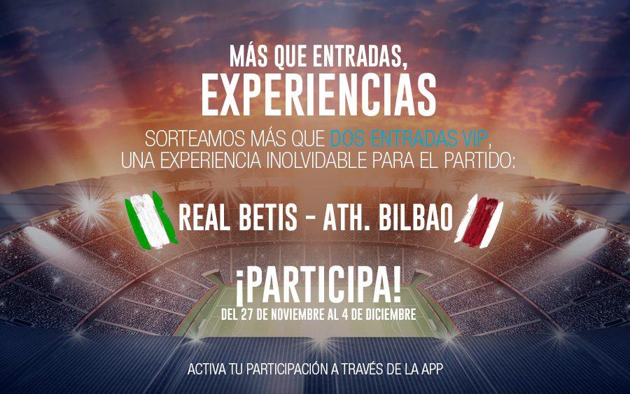 entradas Betis Bilbao
