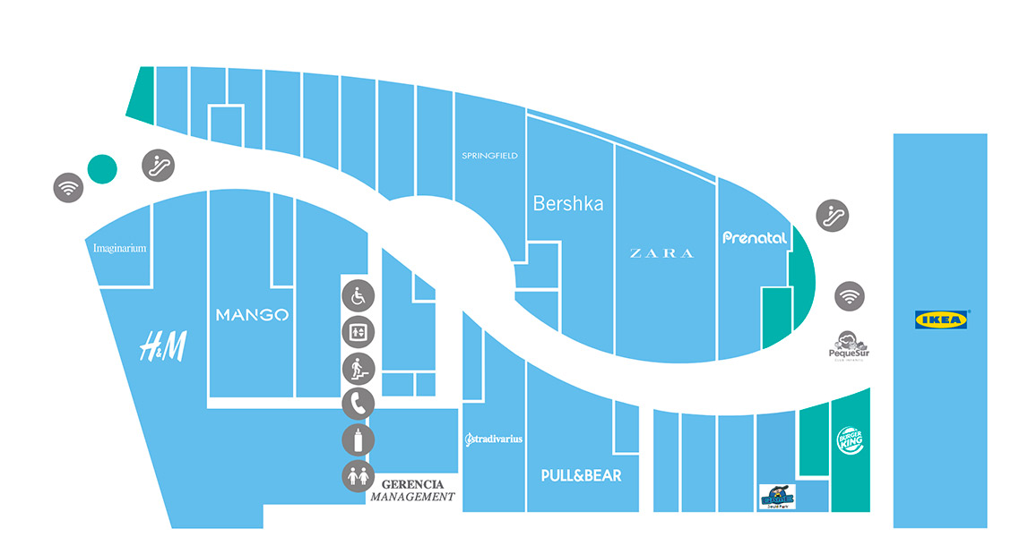 mapa sould park