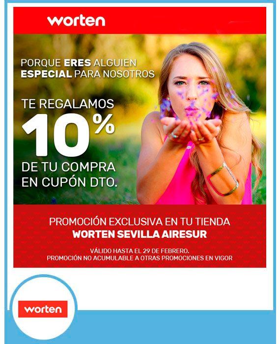 10% DE TU COMPRA EN CUPÓN DESCUENTO