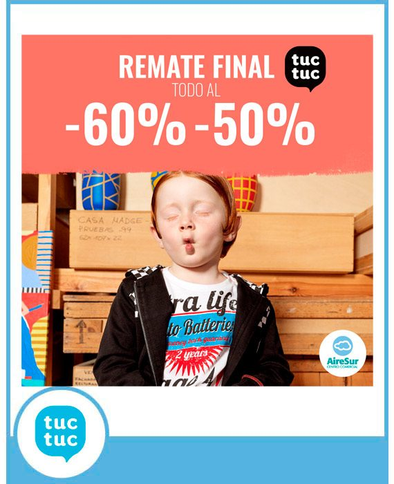REMATE FINAL TUC TUC