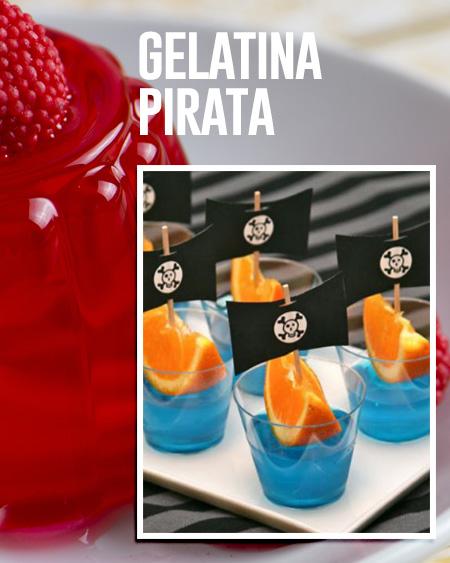 gelatina pirata
