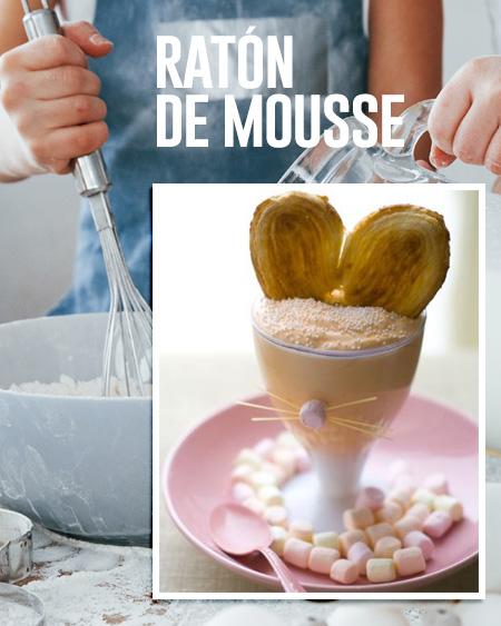 ratón de mousee