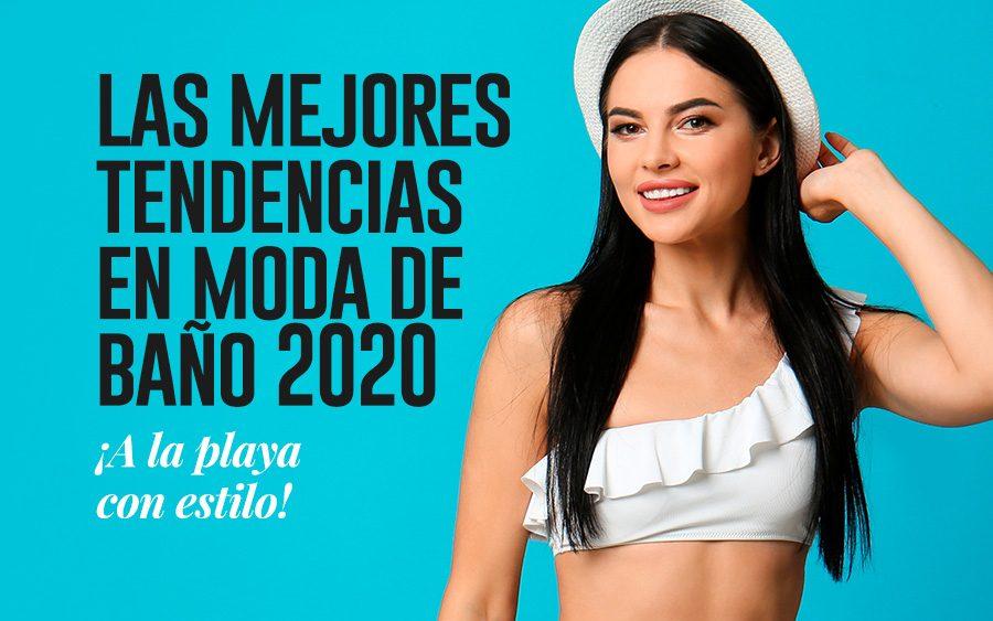 las mejores tendencias en moda en baño 2020