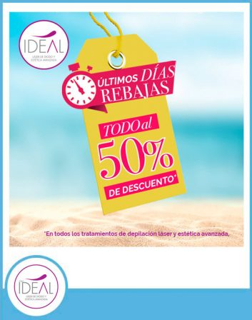 ideal rebajas 50