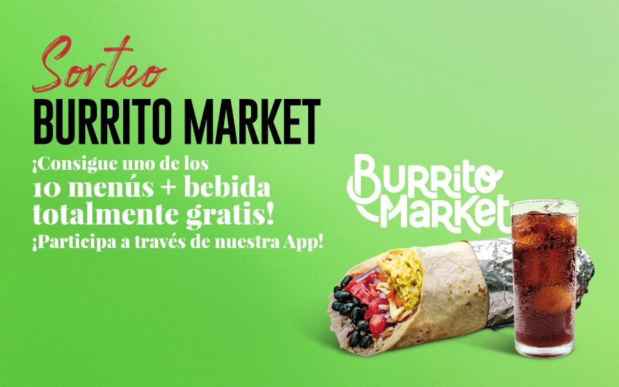sorteo burrito market