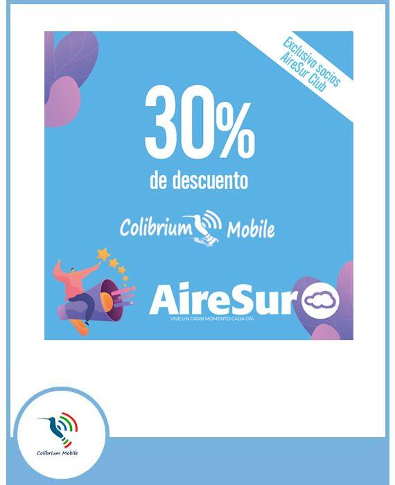 Oferta Colibrium Mobile
