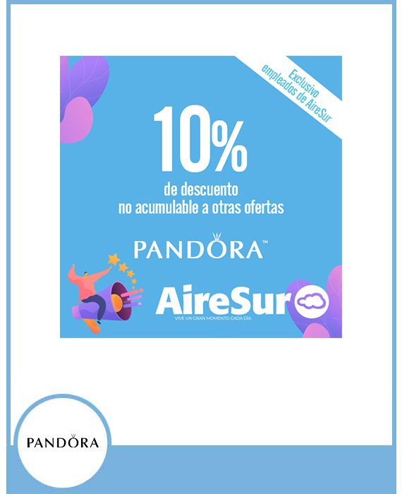 Oferta Pandora