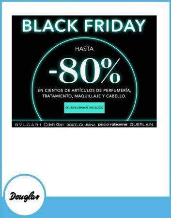 promo douglas black friday