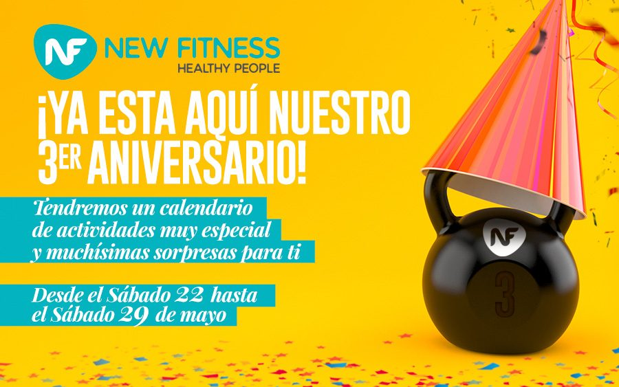 aniversario gym
